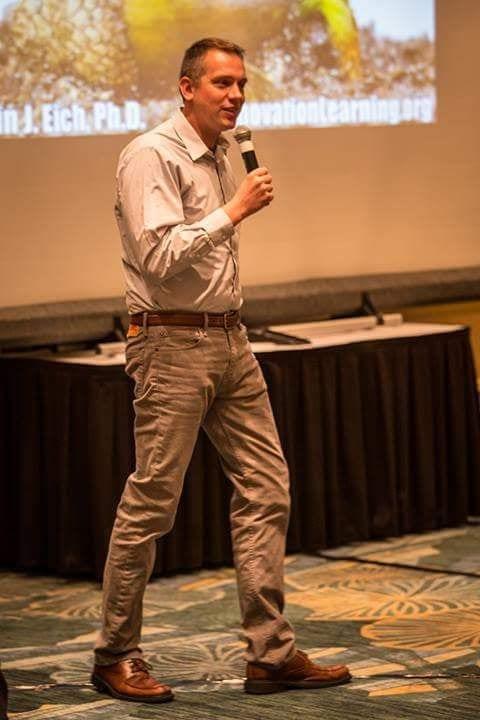 Design thinking keynote speaker