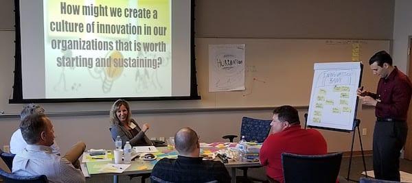 Innovation events innovation training design thinking workshops keynote speaker for Event planning and design courses
