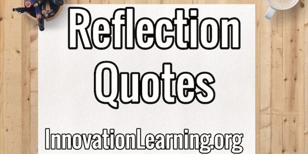 Reflection Quotes For Growth Mindset Motivation Innovation