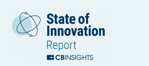CB Insights State of Innovation Report 2018