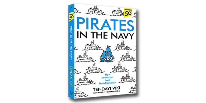 Pirates in the Navy Book Excerpt - Innovation Training   Design